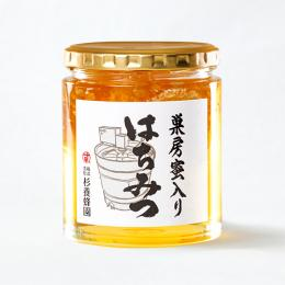 Honey with Honeycomb (500g/bottle)