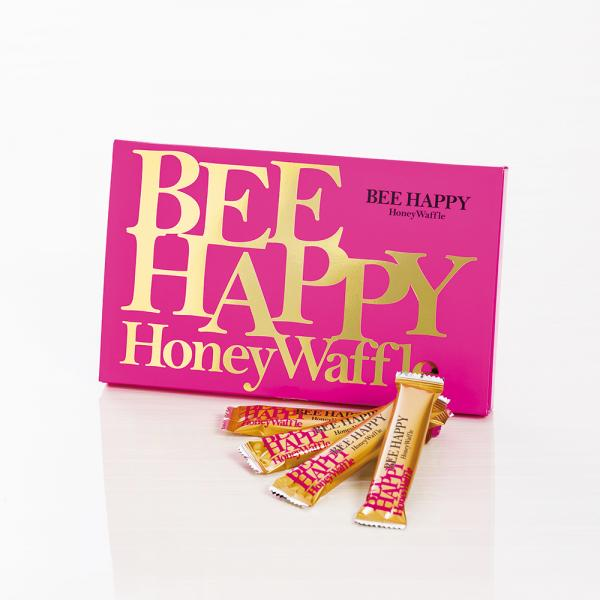 BEE HAPPY Honey Waffle (8sticks / box)