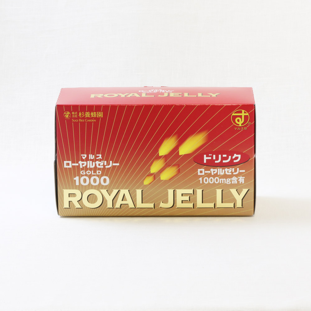 Royal Jelly Drink Gold 1000(100 ml×10 bottles)×5 box set