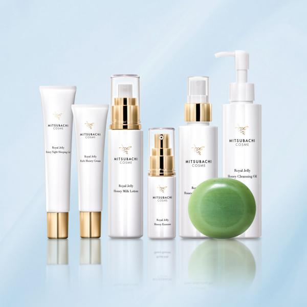 MITSUBACHI COSME Spring Dry Skin Solution 7-Piece Set(Light Type)