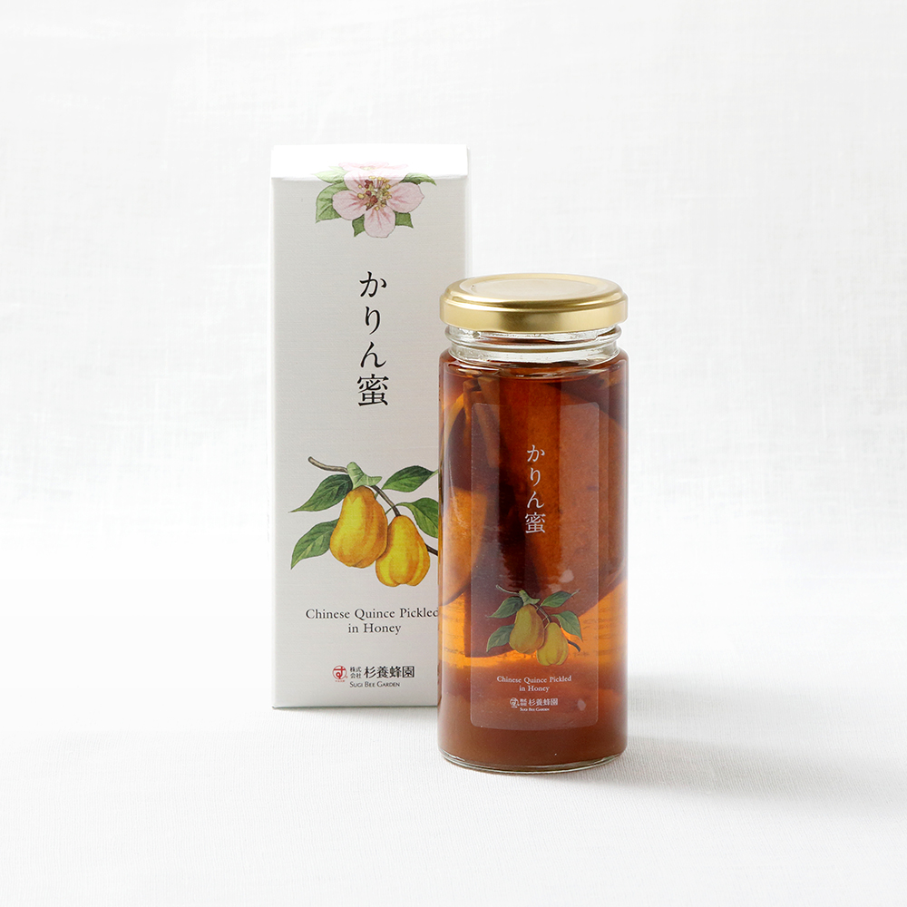 Karin Fruit Pickled in Honey (280g)
