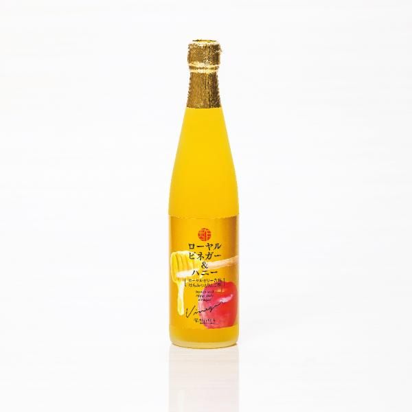 Honey and Apple Vinegar with Royal Jelly 500ml