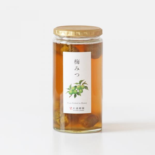 Plum Pickled in Honey (850g)