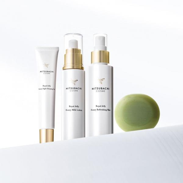 MITSUBACHI COSME  Autumn Skincare 4-Piece Set(Light Type)