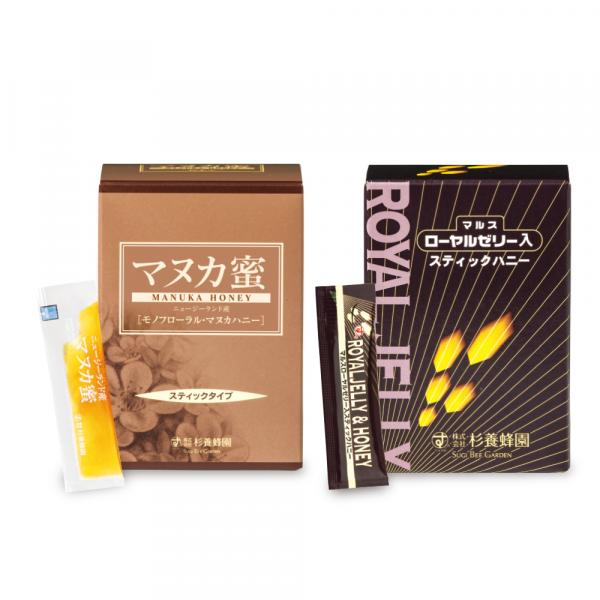 Manuka Honey & Royal Jelly Stick Gift