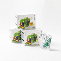 Aojiru (Enzyme Green Juice with Honey) (3g×30packs)×3 box set