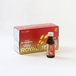 Royal Jelly Drink Gold 1000 (100 ml×10 bottles)