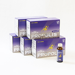 Propolis Drink (50ml × 10 bottles)×5 box set