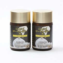 Garlic Royal Jelly with Turmeric(93 capsules)×2 bottle set