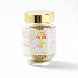 Pollen (gathered by honey bees) (100g / bottle)