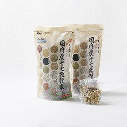 17 Mixed Grains Including Milk Vetch Rice (15g×30packs) 2 Bag Set