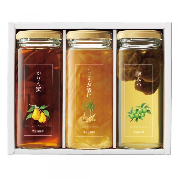 KEP45(Karin Fruit, Ginger, Plum Picked in Honey) 280g each
