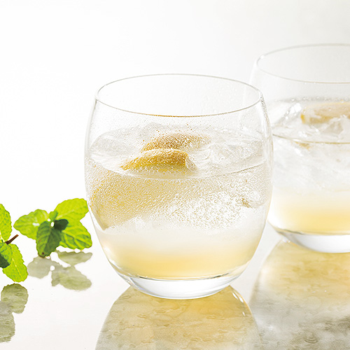 Apple vinegar Lemon soda