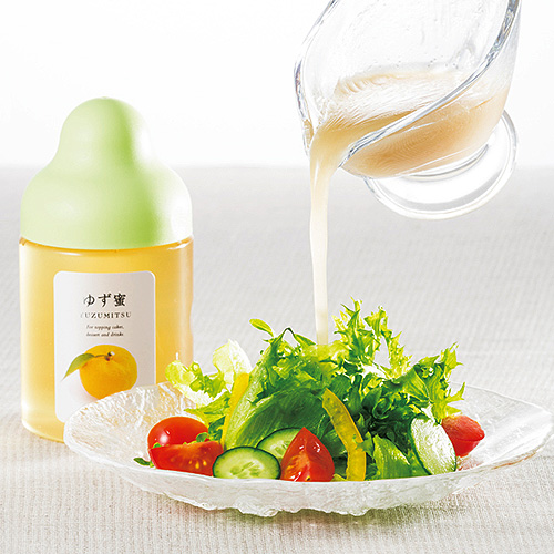 Onion dressing which includes Yuzu & Honey